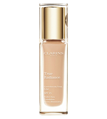 CLARINS Skin Illusion Natural Radiance Foundation SPF 10 (Porcelain