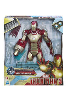 IRON MAN Iron Man 3 sonic-blasting action figure
