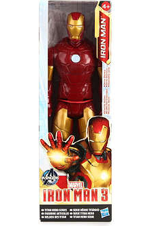IRON MAN Iron Man 3 Titan Hero Series action figure