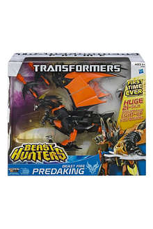 TRANSFORMERS Beast Hunters Beast Fire Predaking Figure