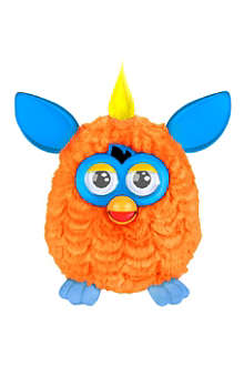 FURBY Orange and blue Furby