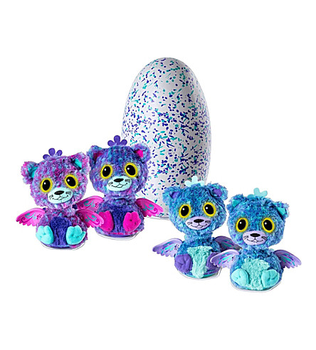 HATCHIMALS Surprise purple