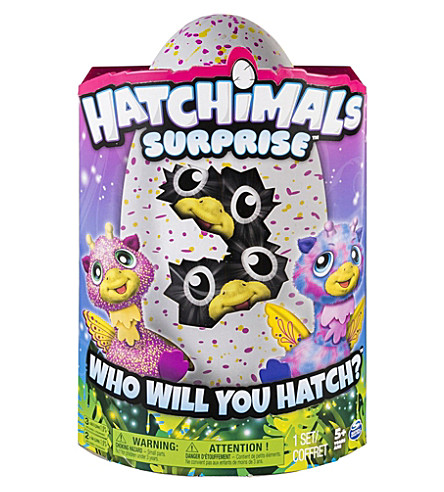 HATCHIMALS Surprise pink