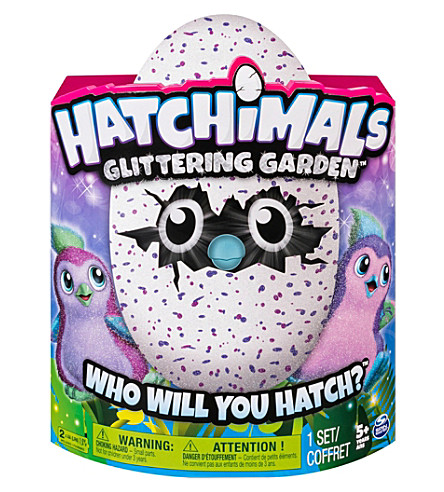 HATCHIMALS Hatchimals Glittering Garden Penguala