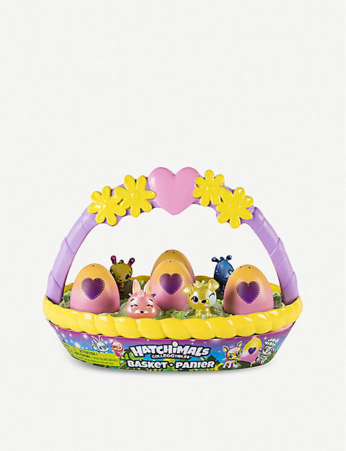Hatchimals selfridges shop online hatchimals colleggtibles spring basket negle Image collections