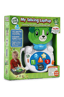 LEAP FROG My Talking LapPup Scout