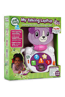 LEAP FROG My Talking LapPup Violet