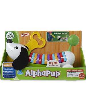 LEAP FROG AlphaPup