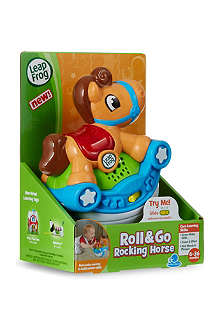 LEAP FROG Roll & Go rocking horse
