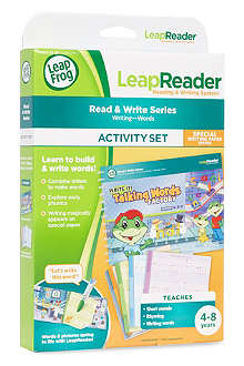 LEAP FROG LeapReader writing workbook