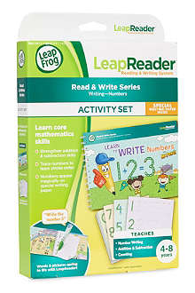 LEAP FROG LeapReader learn to write