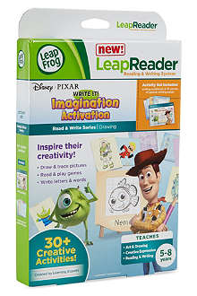 LEAP FROG LeapReader Disney drawing set