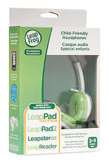 LEAP FROG Headphones