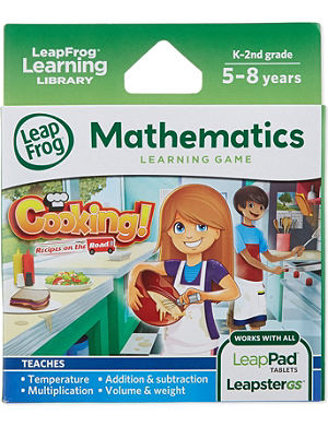 LEAP FROG Mathematics Learning Game