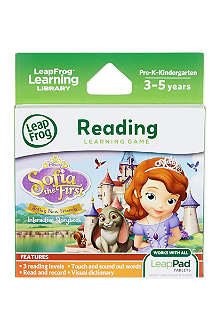 LEAP FROG LeapPad: Sofia the First interactive story cartridge