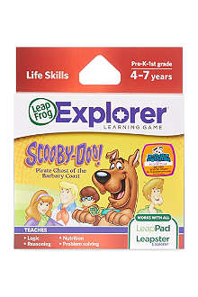 LEAP FROG Learning Scooby Doo game