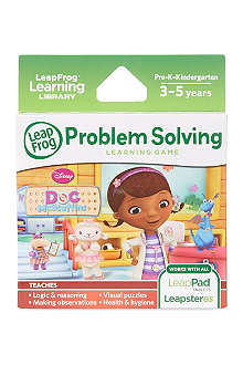 LEAP FROG Problem solving learning game