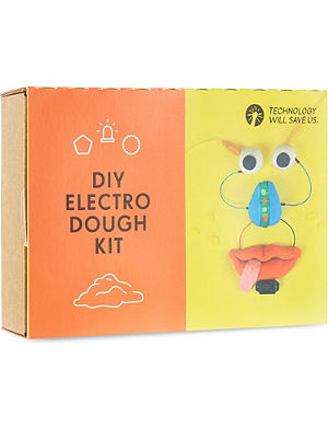 TECHNOLOGY WILL SAVE US DIY electro dough kit