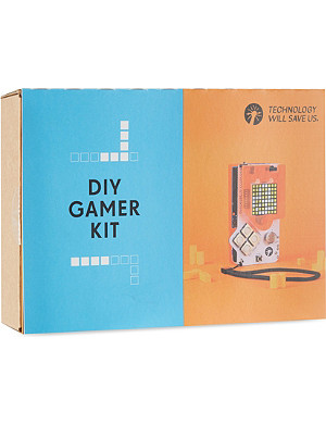 TECHNOLOGY WILL SAVE US DIY gamer kit