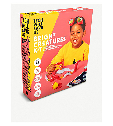 TECHNOLOGY WILL SAVE US Bright Creatures Kit