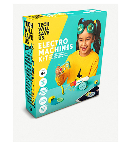 TECHNOLOGY WILL SAVE US Electro Machines Kit