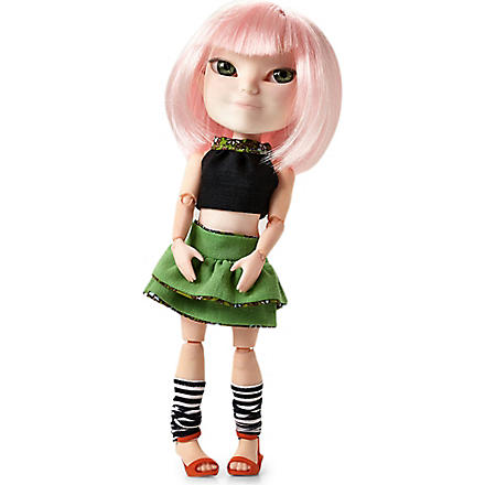 MAKIES Limited edition Curie doll (Strawberry+milk