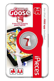 IPIECES Game of Goose for iPad