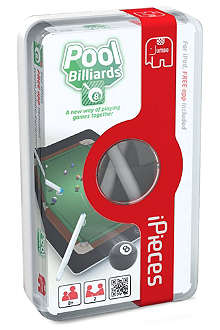 IPIECES Pool Billiards for iPad