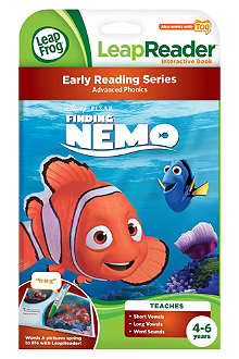 LEAP FROG LeapReader/Tag Early Reader Book: Disney·Pixar Finding Nemo: Lost and Found
