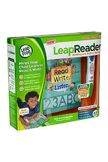 LEAP FROG LeapReader reading and writing system - green