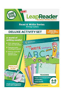 LEAP FROG LeapReader Book: Learn to Write Letters with Mr Pencil