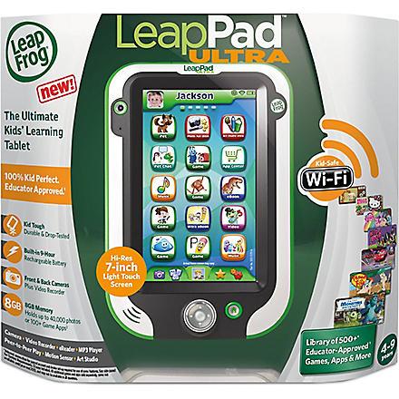 LEAP FROG LeapPad Ultra Green