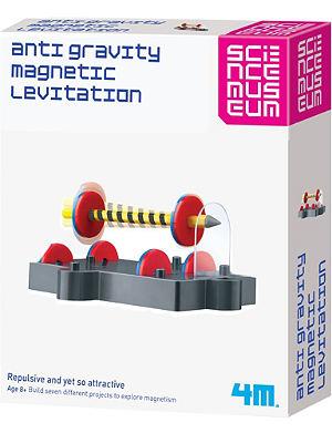 SCIENCE MUSEUM Anti-gravity levitation kit