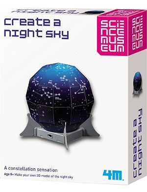 SCIENCE MUSEUM Create a night sky kit