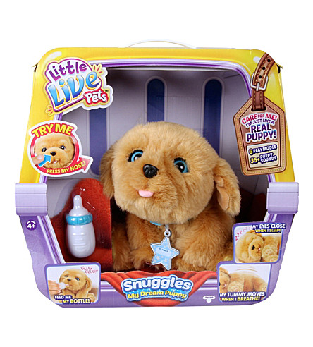 LITTLE LIVE PETS Little Live Pets My Dream Puppy toy