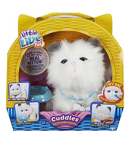 LITTLE LIVE PETS Little Live Pets 我梦想中的小猫玩具