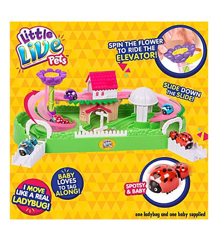 LITTLE LIVE PETS Ladybug Garden playset