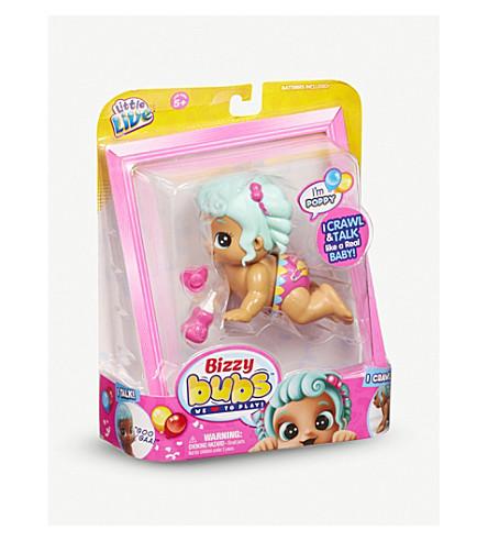 LITTLE LIVE PETS Bizzy Bubs 爬行婴儿罂粟