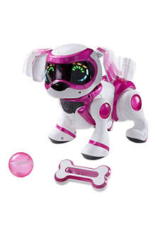 TEKSTA Robotic puppy