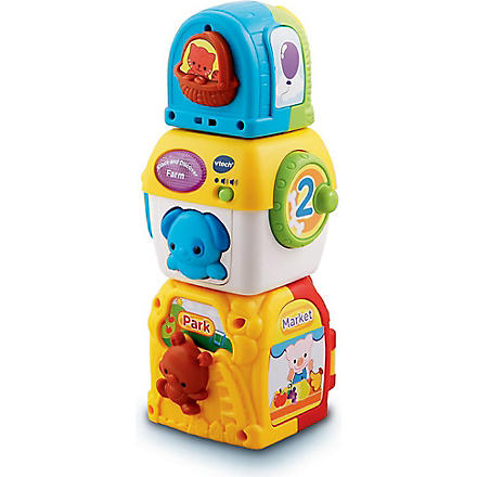 VTECH BABY Stack and Discover Farm
