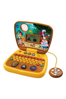 VTECH Treasure Hunt learning laptop