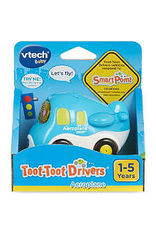 VTECH Toot-Toot drivers aeroplane