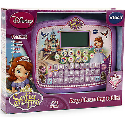 VTECH Sofia The First Royal learning tablet