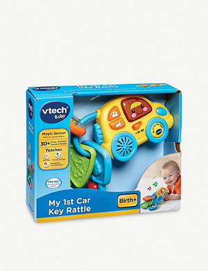 VTECH My first car key rattle