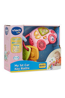 VTECH My 1st car key rattle