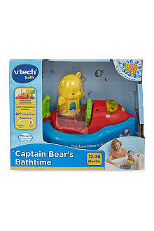 VTECH Captain bears bathtime