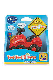VTECH Toot-Toot drivers quad bike