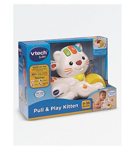 VTECH Pull & play kitten
