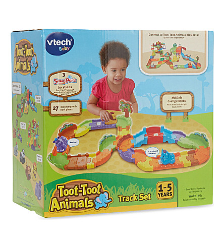 VTECH Go go smart animals track set
