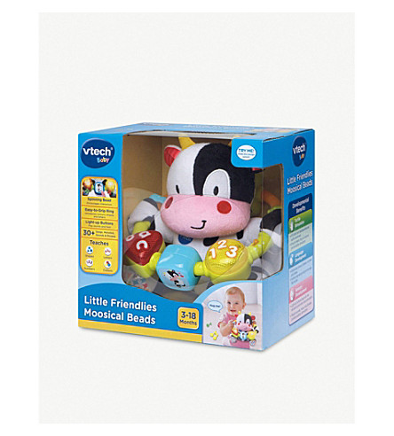 VTECH Little friendlies mooscial beads